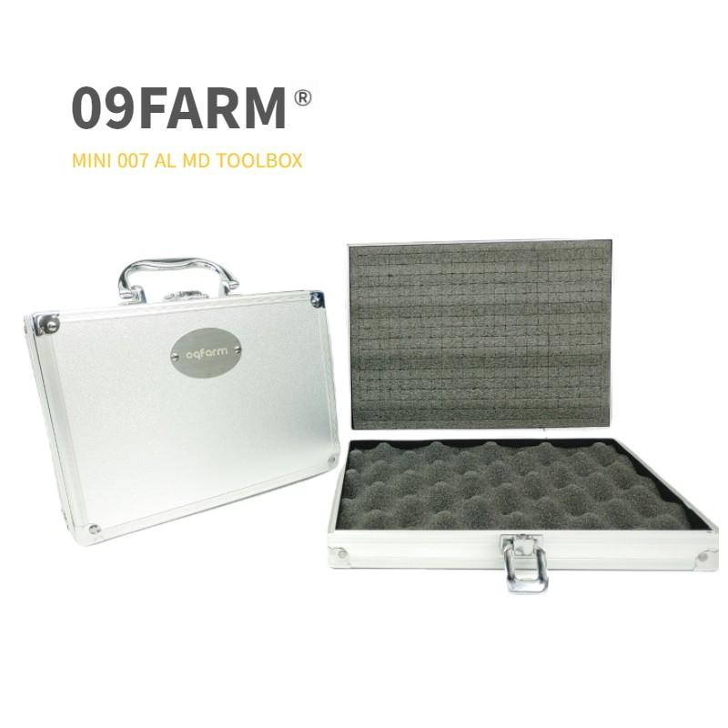 체스 스펀지포함 09FARM 25.5CM MINI 007 MD알루미늄공구가방