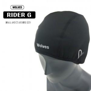 바이크 스키 싸이클링 안경걸이용 WOLVES 라이더G 방한모자