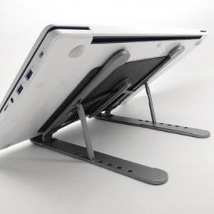 17인치노트툭거치가능 ALLOY 접이식기능 폴더블 노트북거치대